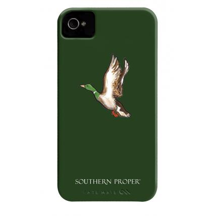 iPhone Case Green Mallard Duck